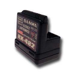 SANWA Ricevente RX CAR 482...