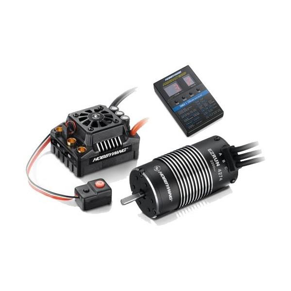 EZRUN COMBO MAX8 V3 150A. +...