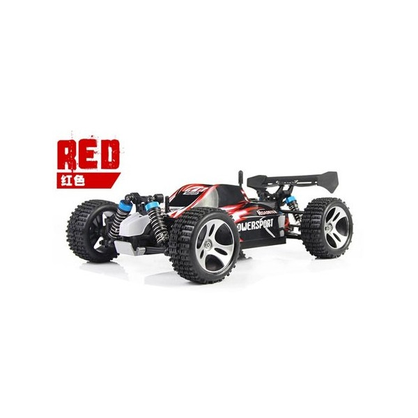 WL Toys Mini Buggy ROSSO...
