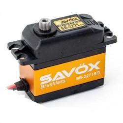 SAVOX SB-2271SG HV Digital...