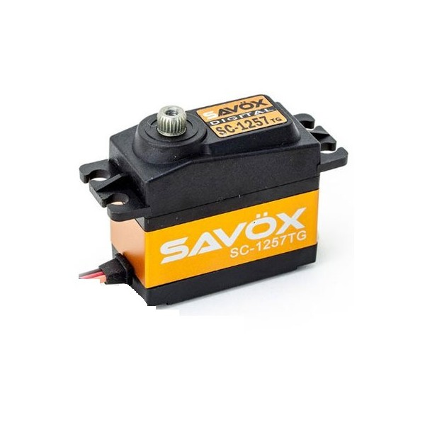 SAVOX SC-1257TG servo...