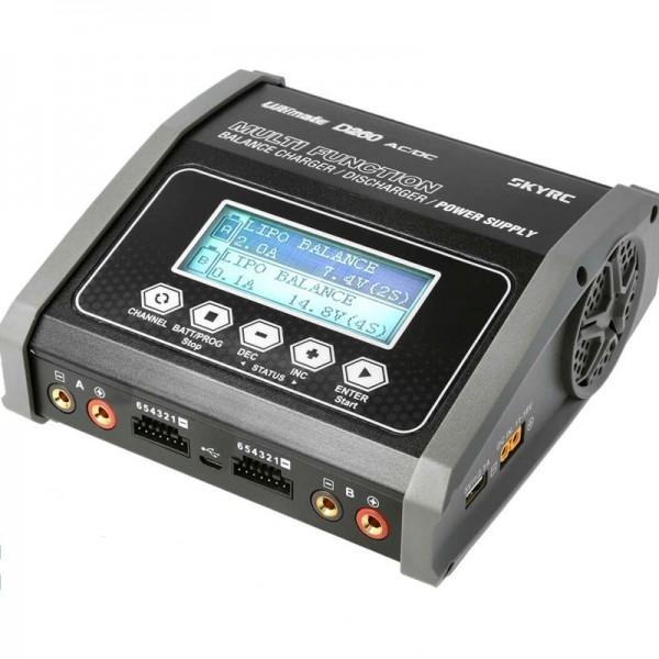 SKYRC D260 Caricabatterie...