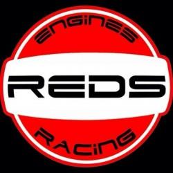 REDS MASSETTE 2x 7075 ALU...