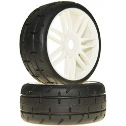GRP TIRES GOMME  1/8  GT...