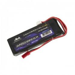 Arrowmax Lipo 1400mAh RX 2S...
