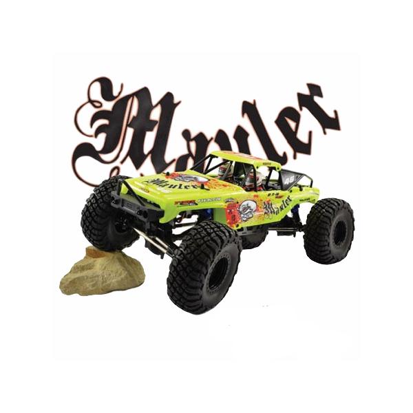 FTX MAULER 4x4 Rock Crawler...
